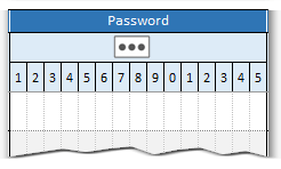 image about Printable Password Log known as Totally free Printable Pword Log Excel Template